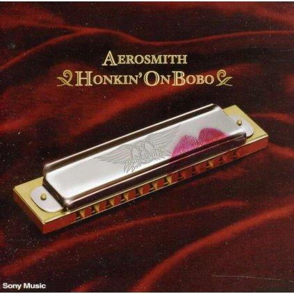 VINYLO.SK | AEROSMITH - HONKIN' ON BOBO [CD]