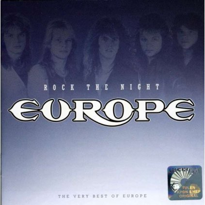VINYLO.SK | EUROPE - 2004 - ROCK THE NIGHT THE VERY BEST OF EUROPE [2CD]