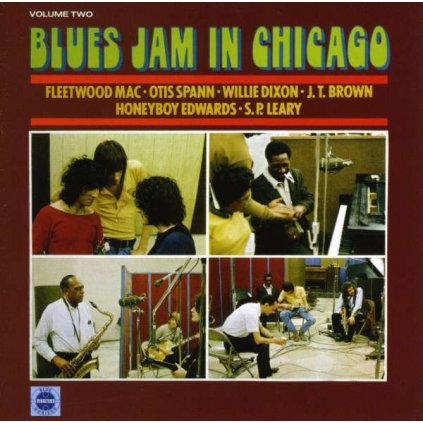 VINYLO.SK | FLEETWOOD MAC - BLUES JAM IN CHICAGO 2 [CD]