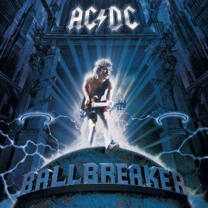 VINYLO.SK | AC/DC - BALLBREAKER / Deluxe [CD]