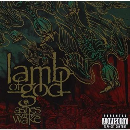 VINYLO.SK   LAMB OF GOD - ASHES OF THE WAKE [CD]