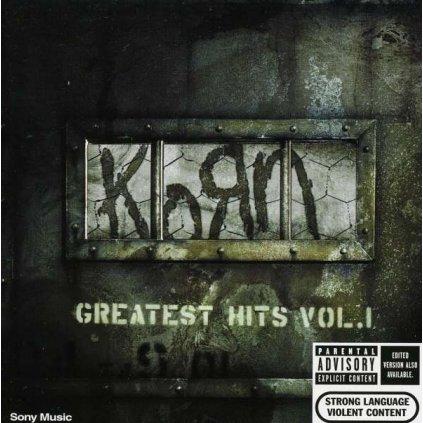 VINYLO.SK | KORN - GREATEST HITS [CD]