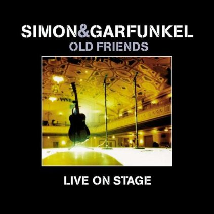 VINYLO.SK | SIMON & GARFUNKEL - OLD FRIENDS LIVE ON STAGE [2CD]
