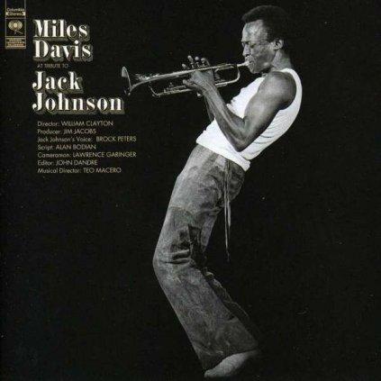 VINYLO.SK | DAVIS, MILES - A TRIBUTE TO JACK JOHNSON [CD]