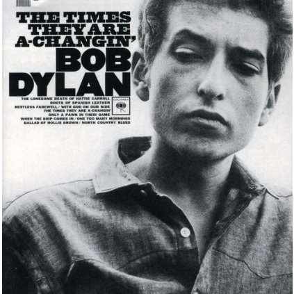 VINYLO.SK | DYLAN, BOB - THE TIMES THEY ARE A-CHANGIN' [CD]