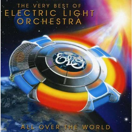 VINYLO.SK | ELECTRIC LIGHT ORCHESTRA - ALL OVER THE WORLD: THE VERY BEST OF [CD]