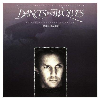 VINYLO.SK | OST - DANCES WITH WOLVES (JOHN BARRY) (LP).. (JOHN BARRY)// 180 GRAM/PVC SLEEVE