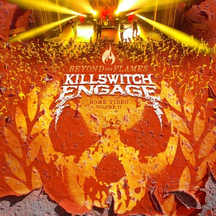 VINYLO.SK | KILLSWITCH ENGAGE ♫ BEYOND THE FLAMES / Limited [CD + Blu-Ray] 0016861746254