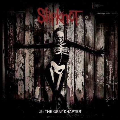 VINYLO.SK | SLIPKNOT ♫ 5: THE GREY CHAPTER [2LP] 0016861754518