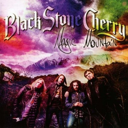 VINYLO.SK | BLACK STONE CHERRY ♫ MAGIC MOUNTAIN [CD] 0016861758028