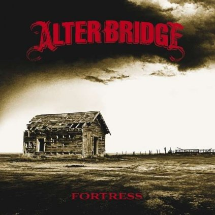 VINYLO.SK | ALTER BRIDGE ♫ FORTRESS [CD] 0016861760724