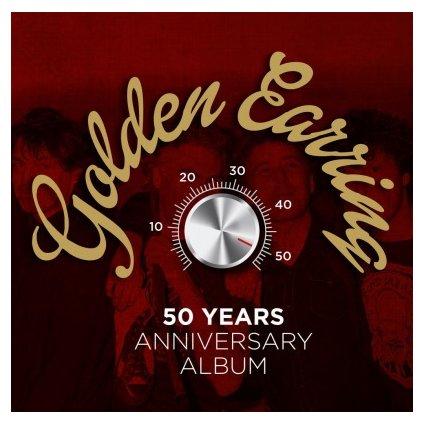 VINYLO.SK | GOLDEN EARRING - 50 YEARS ANNIVERSARY ALBUM (3LP).. ALBUM / 180 GRAM / 8PG. BOOKLET