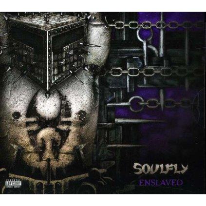 VINYLO.SK | SOULFLY ♫ ENSLAVED [CD] 0016861766450