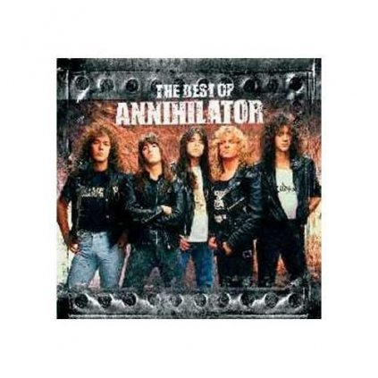 VINYLO.SK | ANNIHILATOR ♫ BEST OF... [CD] 0016861824723