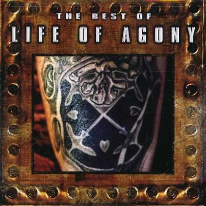 VINYLO.SK | LIFE OF AGONY ♫ BEST OF... [CD] 0016861834227