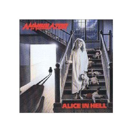 VINYLO.SK | ANNIHILATOR ♫ ALICE IN HELL [CD] 0016861872328