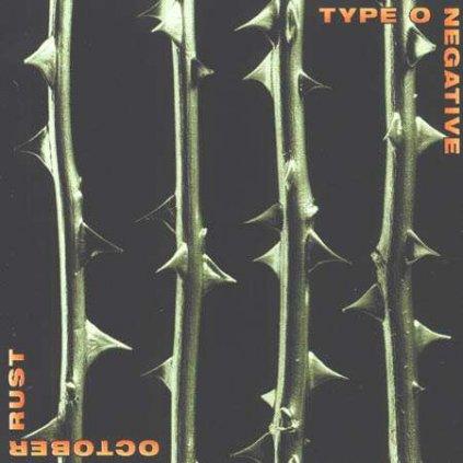 VINYLO.SK | TYPE O NEGATIVE ♫ OCTOBER RUST [CD] 0016861887421