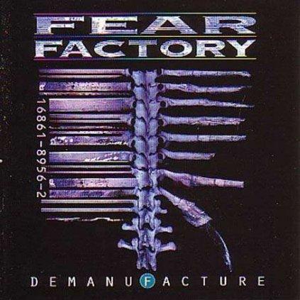 VINYLO.SK | FEAR FACTORY ♫ DEMANUFACTURE [CD] 0016861895624