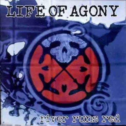 VINYLO.SK | LIFE OF AGONY ♫ RIVER RUNS RED [CD] 0016861904326
