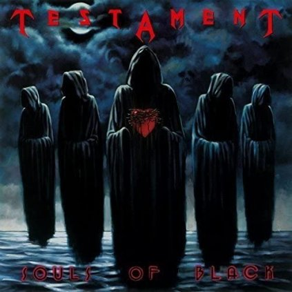 VINYLO.SK | TESTAMENT - SOULS OF BLACK [LP] 180g AUDIOPHILE VINYL