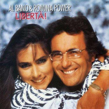 VINYLO.SK | AL BANO & ROMINA POWER ♫ LIBERTÀ! [CD] 0022924220029