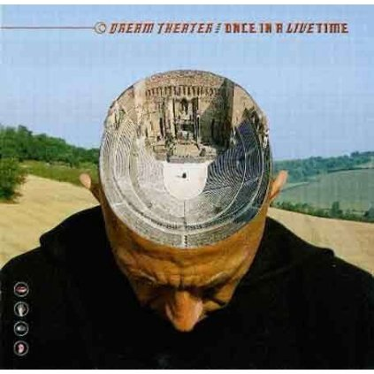 VINYLO.SK | DREAM THEATER ♫ ONCE IN A LIVETIME [2CD] 0075596230827