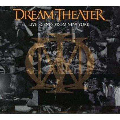 VINYLO.SK | DREAM THEATER ♫ LIVE SCENES FROM NY [3CD] 0075596266123