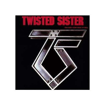 VINYLO.SK | TWISTED SISTER ♫ YOU CAN'T STOP ROCK 'N' ROLL [CD] 0075678007422