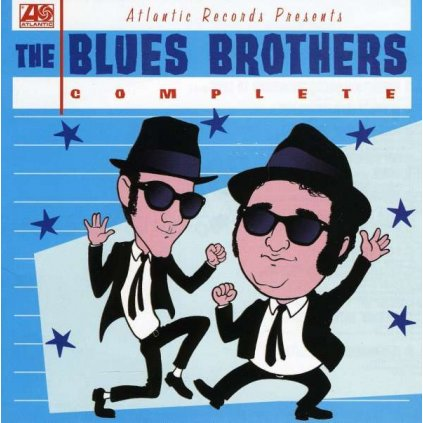 VINYLO.SK | BLUES BROTHERS ♫ THE COMPLETE BLUES BROTHERS [2CD] 0075678084027