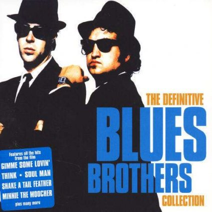 VINYLO.SK | BLUES BROTHERS ♫ BLUES BROTHERS COMPLETE [2CD] 0075678084058