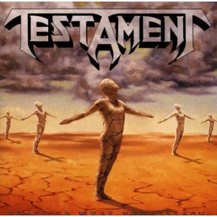VINYLO.SK | TESTAMENT ♫ PRACTICE WHAT YOU PREACH [CD] 0075678200922