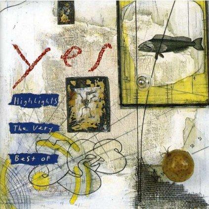 VINYLO.SK | YES ♫ VERY BEST OF YES [CD] 0075678251726