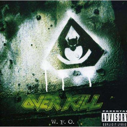 VINYLO.SK | OVERKILL ♫ W.F.O. [CD] 0075678263026