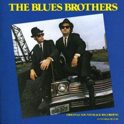 VINYLO.SK | OST / RÔZNI INTERPRETI ♫ BLUES BROTHERS [CD] 0075678278723