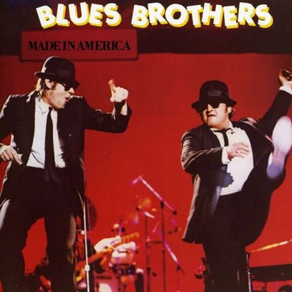 VINYLO.SK   BLUES BROTHERS, THE ♫ MADE IN AMERICA [CD] 0075678278921