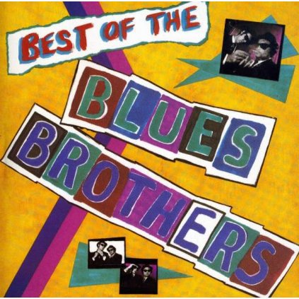 VINYLO.SK | BLUES BROTHERS, THE ♫ BEST OF [CD] 0075678279027