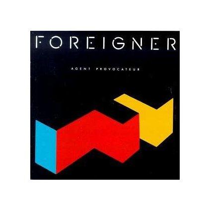 VINYLO.SK | FOREIGNER ♫ AGENT PROVOCATEUR [CD] 0075678279621