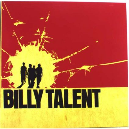VINYLO.SK | TALENT, BILLY ♫ BILLY TALENT [LP] 0075678361418