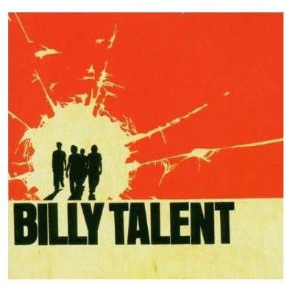 VINYLO.SK | TALENT, BILLY ♫ BILLY TALENT [CD] 0075678361425