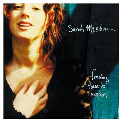 VINYLO.SK | MCLACHLAN, SARAH - FUMBLING TOWARDS ECSTACY (LP)180 GR/4.P INSERT/FIRST TIME ON VINYL/BONUS TRACK BLUE