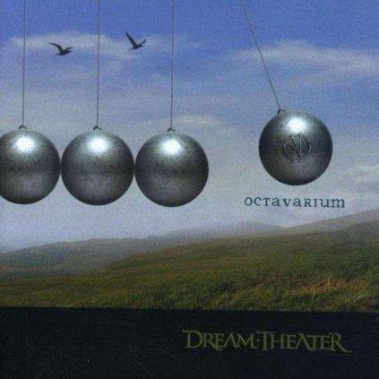 VINYLO.SK   DREAM THEATER ♫ OCTAVARIUM [CD] 0075678379321