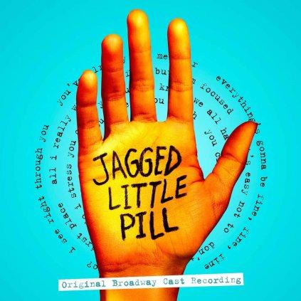 VINYLO.SK | OST ♫ JAGGED LITTLE PILL [CD] 0075678651359