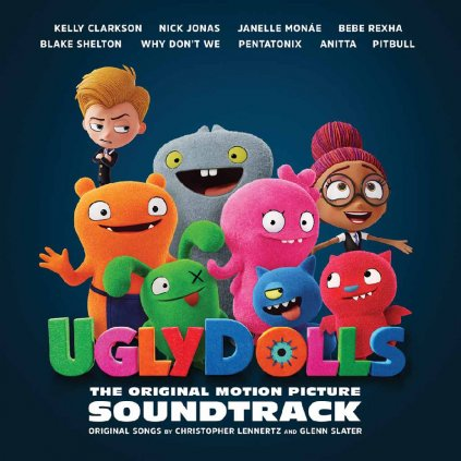 VINYLO.SK | OST ♫ UGLY DOLLS [CD] 0075678652790