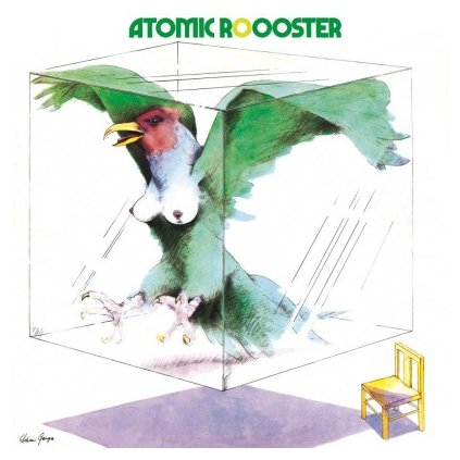 VINYLO.SK   ATOMIC ROOSTER - ATOMIC ROOSTER [LP] 180g AUDIOPHILE VINYL