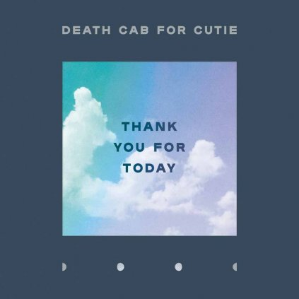 VINYLO.SK | DEATH CAB FOR CUTIE ♫ THANK YOU FOR TODAY [CD] 0075678656132