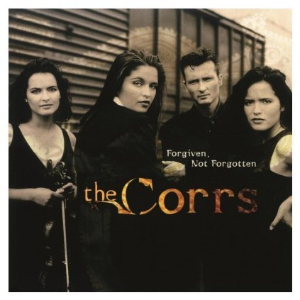 VINYLO.SK | CORRS - FORGIVEN, NOT FORGOTTEN (LP).. FORGOTTEN// 180GR./INSERT/FIRST TIME ON VINYL