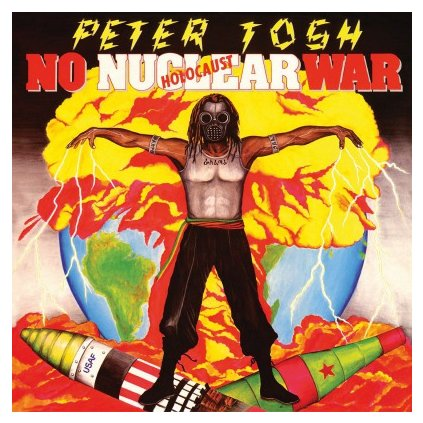 VINYLO.SK | TOSH, PETER - NO NUCLEAR WAR (LP)180GR./REMASTERED AUDIO/PRINTED INNERSLEEVE