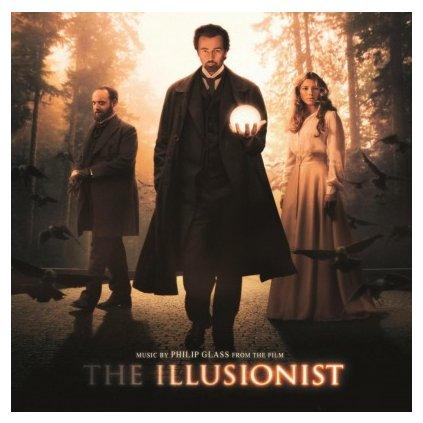 VINYLO.SK   OST - ILLUSIONIST (PHILIP GLASS) (LP)180GR./INSERT/PVC SLEEVE/MUSIC BY PHILIP GLASS