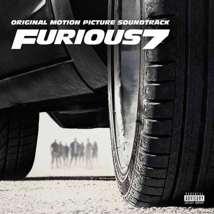 VINYLO.SK | OST ♫ FURIOUS 7 [CD] 0075678670565