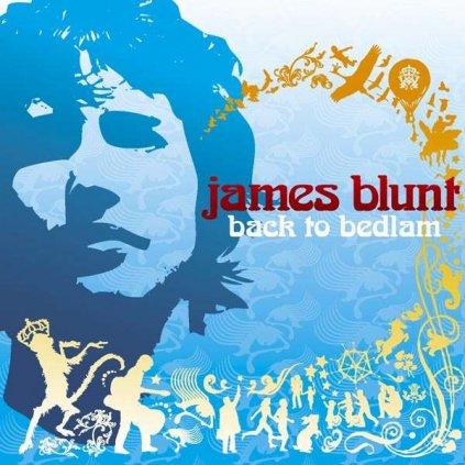 VINYLO.SK   BLUNT, JAMES ♫ BACK TO BEDLAM [CD] 0075679345127